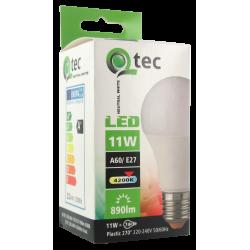 LED Żarówka Q-TEC A60 11W...