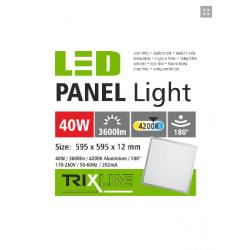 PANEL LED 60X60 40W 4200K...